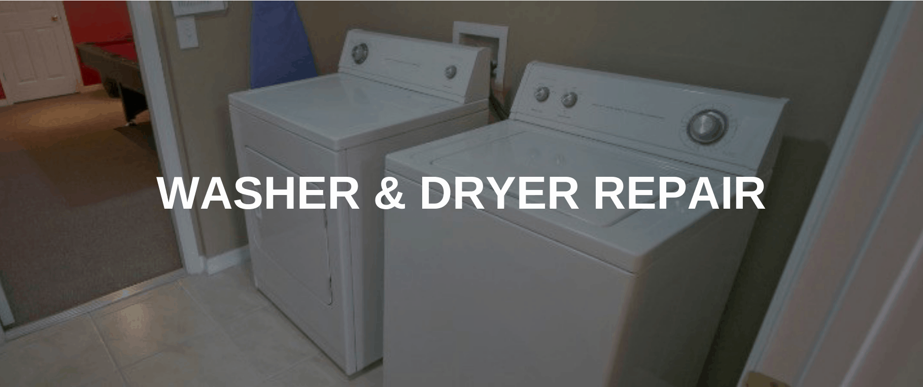 washing machine repair hialeah