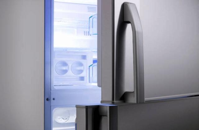 broken refrigerator ice maker